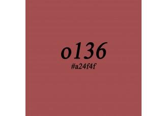 Краска О-136 красный